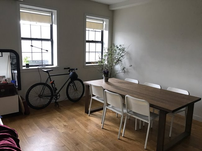 Roomshare - Williamsburg - Large bedroom in duplex, Prime Williamsburg /private entrance  | EasyRoommate - Image 4