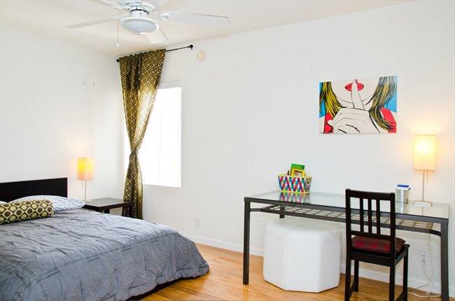 Roomshare - West Hollywood - Furnished room for rent ensuite bathroom    EasyRoommate - Image 3