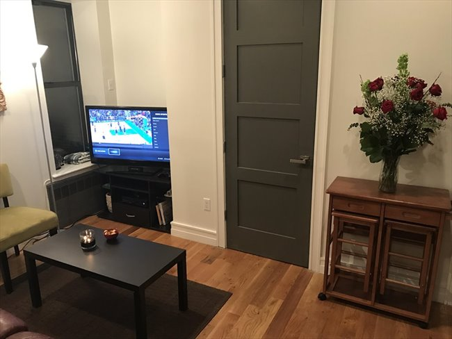 Roomshare - Crown Heights - $1050 Crown Heights Room Available in Franklin Ave 2BR with In-Unit Laundry & PrivatePatio | EasyRoommate - Image 4