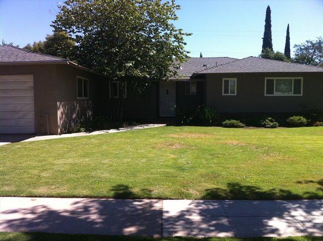 Room For Rent Near Fresno State Old Fig Garden Fresno
