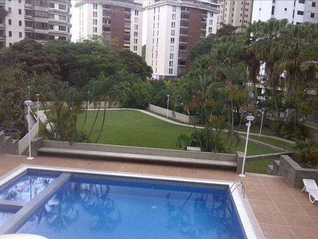 Habitacion en alquiler en Caracas - ALQUILER DE APARTAMENTO EN TERRAZAS DEL AVILA: SANTA MARIA Y METROPOLITANA   CompartoApto - Image 3