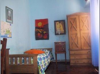 CompartoDepto AR - Alquilo habitación dos camas/NO FUMADORES - Palermo, Capital Federal - AR$ 6.500 por mes