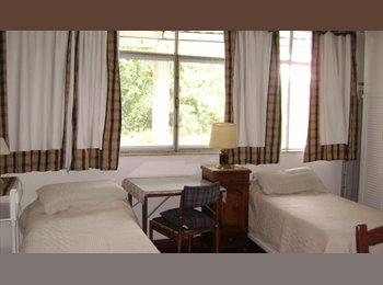 CompartoDepto AR - damos residencia a estudiantes universitarios y pr - Nuñez, Capital Federal - AR$ 2.550 por mes