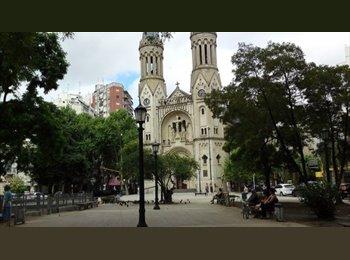CompartoDepto AR - Alquilo habitacion en excelente zona Palermo, Capital Federal - AR$ 3.200 por mes