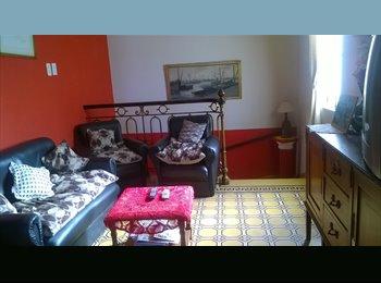Habitacion  grande, individual ,casa categoria