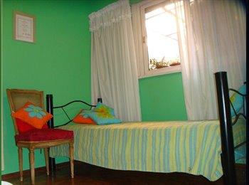 hermosa habitacion individual para alquilar
