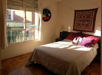 CompartoDepto AR - Alquilo habitacion zona Palermo, Buenos Aires - AR$ 7.000 por mes