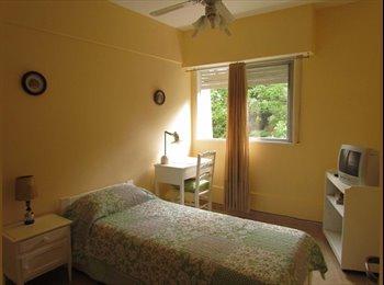 CompartoDepto AR - Habitación individual cerca ciudad universitaria - Nuñez, Capital Federal - AR$ 5.300 por mes