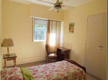 CompartoDepto AR - Habitación individual cerca Ciudad Universitaria - Nuñez, Capital Federal - AR$ 4.965 por mes