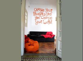 CompartoDepto AR - Habitaciones compartidas e individuales, Córdoba Capital - AR$ 1.560 por mes