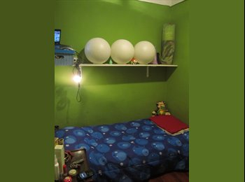 CompartoDepto AR - Habitacion individual, Capital Federal - AR$ 4.500 por mes