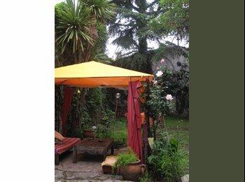 CompartoDepto AR - habitaciones p/chicas casa con jardin VillaUrquiza, Capital Federal - AR$ 4.200 por mes