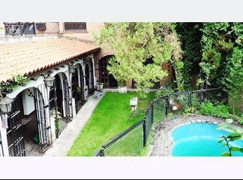 Dormitorio en Belgrano (con Pileta, ideal para el verano)