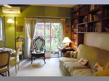 Alquilo habitación único inquilino Belgrano Dueña