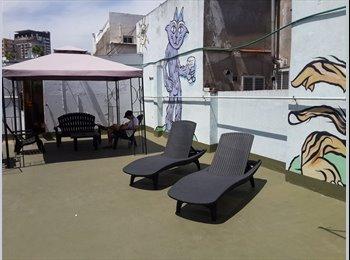 CompartoDepto AR - Hostel de la Liberté - Palermo, Capital Federal - AR$ 2.600 por mes