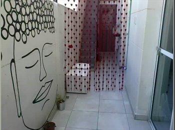 CompartoDepto AR - Individual por un mes o dos en casa de artista - Boca, Capital Federal - AR$ 3.500 por mes