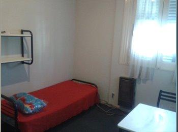 habitacion individual para mujeres