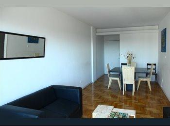 CompartoDepto AR - Comodas y Amplias habitaciones en Recoleta - Recoleta, Capital Federal - AR$ 4.300 por mes