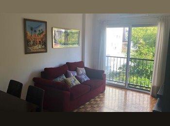 CompartoDepto AR - Hermoso tres ambientes - Nuñez, Capital Federal - AR$ 4.200 por mes