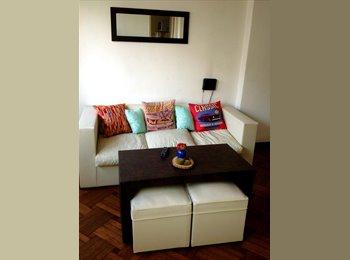 CompartoDepto AR - Bed and Breakfast  Recital Stones!!! La Plata, centro. - La Plata, La Plata y Gran La Plata - AR$ 500 por mes