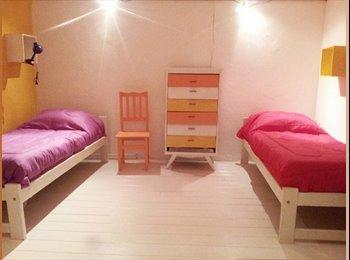 Habitaciones para estudiantes, solo para mujeres