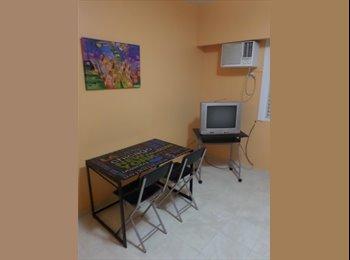Apartamento amoblado Centrico - Wifi-A/C-Metro