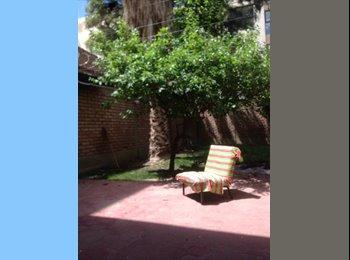 CompartoDepto AR - CHALET - CASA MUY GRANDE ...MEJIR UBICACION DE MENDOZA - Mendoza Capital, Mendoza Capital - AR$ 3.500 por mes