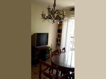 CompartoDepto AR - ALQUILO  HABITACION  - Barrio Norte, Capital Federal - AR$ 5.500 por mes