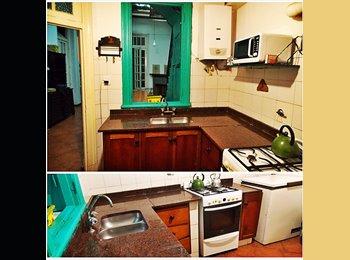 CompartoDepto AR - Habitaciones dobles a 2 cuadras de Medicina UNR - Rosario Centro, Rosario - AR$ 2.500 por mes