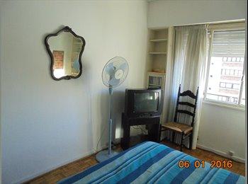Hab.c/  baño privado casa de familia,,Belgrano