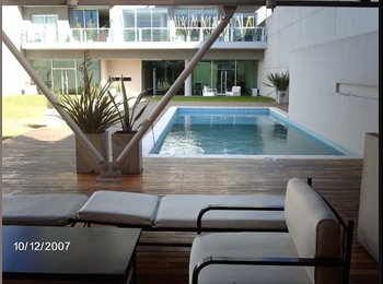 CompartoDepto AR - PALERMO HOLLYWOOD: 2 DORMITORIOS AMENITIES. - Palermo, Capital Federal - AR$ 16.000 por mes
