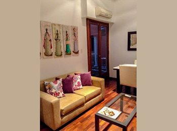 CompartoDepto AR - Large spacious room in a modern apartment in heart of Palermo, Capital Federal - AR$ 8.500 por mes