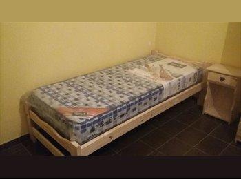 CompartoDepto AR - Alquilo habitacion individual todos los servicios, La Plata - AR$ 4.000 por mes
