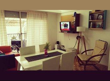 CompartoDepto AR - Alquilo habitacion, Capital Federal - AR$ 5.000 por mes