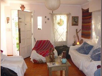 habitaciones en casa de familia con mucha paz, tranquilidad...