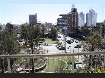 CompartoDepto AR - COMPARTO DEPARTAMENTO AMOBLADO FRENTE A PLAZA , Córdoba Capital - AR$ 2.200 por mes