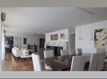 CompartoDepto AR - Piso alto con vista - 4 habitaciones, Capital Federal - AR$ 13.000 por mes