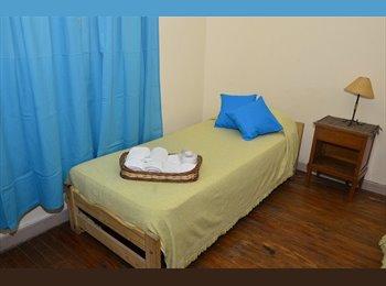 Habitacion individual incluye servicios