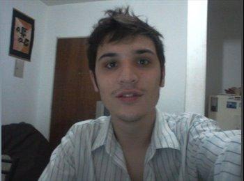 Juan - 24 - Estudiante