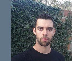 Gonzalo - 22 - Estudiante