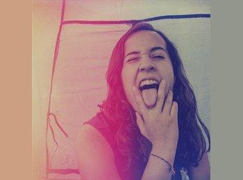 Andrea Gonzalez Daza - 20 - Estudiante