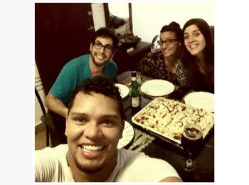 CompartoDepto AR - alain jose  - 27 - Rosario