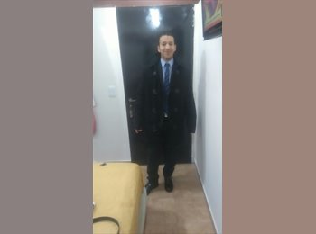 CompartoDepto AR - Luis  - 19 - Capital Federal