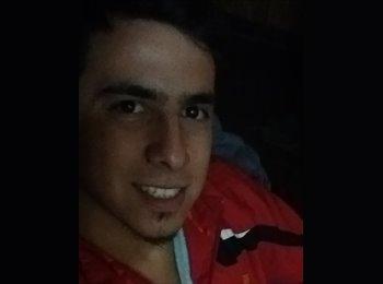 CompartoDepto AR - Emiliano - 21 - Mendoza