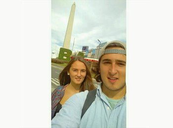 CompartoDepto AR - Carlos acosta - 24 - Buenos Aires