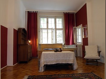 EasyWG AT - 24m² Zimmer in Wien schönster WG! Inklusive alles! - Wien 13. Bezirk (Hietzing), Wien - 535 € pm