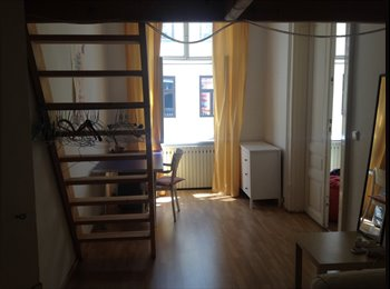 Sonniges Zimmer in 2erWG/Sunny Room to rent