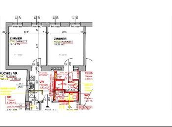 56m2 Zweizimmerwohnung