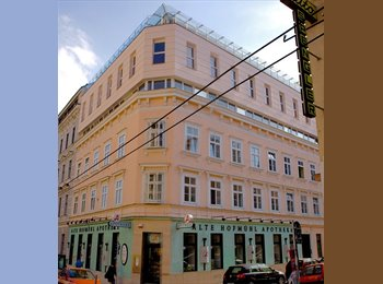 EasyWG AT - NEW FLATSHARE, TOP CENTRAL LOCATION - Wien  6. Bezirk (Mariahilf), Wien - 400 € pm