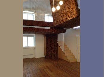 EasyWG AT - Hof-Atelier von Architekten designed - Innenstadt, Linz - 680 € pm